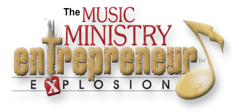 **Turn on Remote Content to see images.** The Music Ministry Entrepreneur Explosion Conference