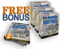 Free Bonus: The Non-Nashville Blueprint