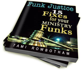 Funk Justice book cover